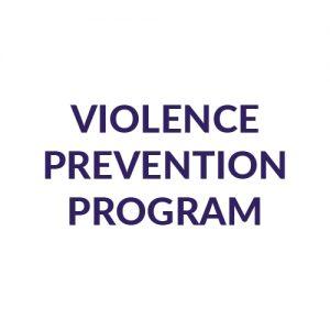 Violence Prevention Program